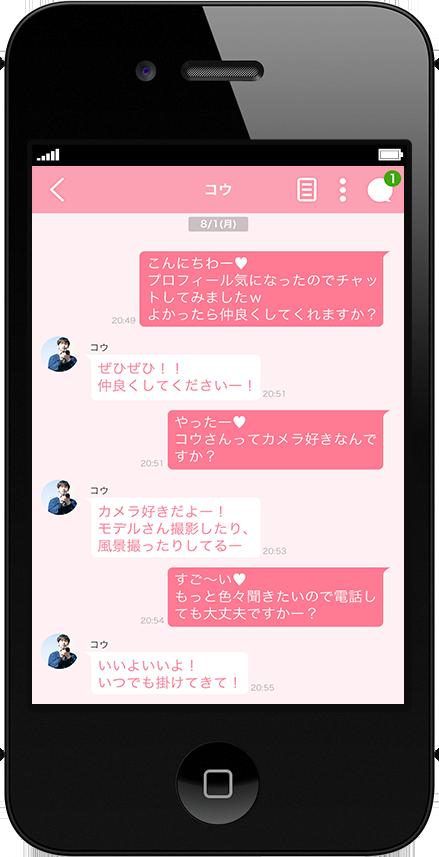 携帯メールレディ